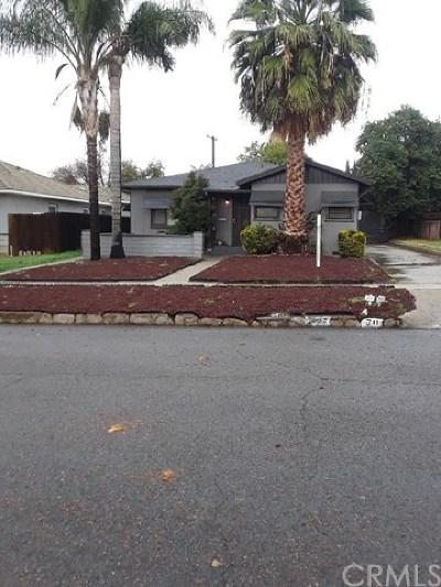 Redlands Multi Family Home For Sale: 307 Bond Street
