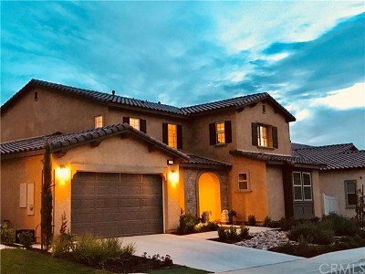Beaumont Single Family Home For Sale: 1597 Chinook Street