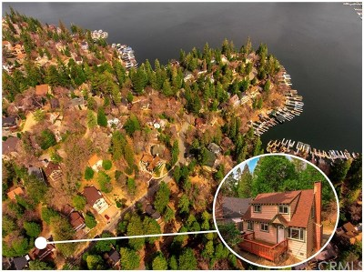 Lake Arrowhead Single Family Home For Sale: 28991 Palisades Drive