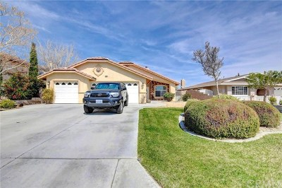 Victorville Single Family Home For Sale: 13635 Sea Gull Drive
