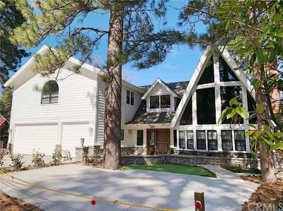 Lake Arrowhead Single Family Home For Sale: 207 Brentwood Drive