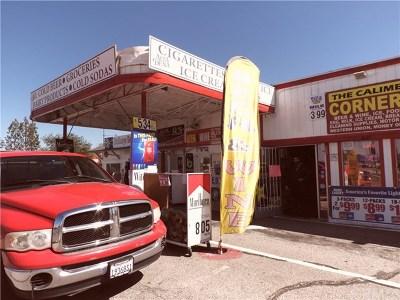 Calimesa Commercial For Sale: 1039 Calimesa Boulevard