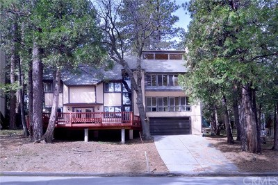 Lake Arrowhead Single Family Home For Sale: 472 Riviera Drive