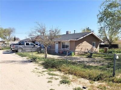 Hesperia Multi Family Home For Sale: 16490 Pine Street