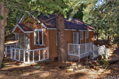 Twin Peaks Single Family Home For Sale: 25546 Hi Lane
