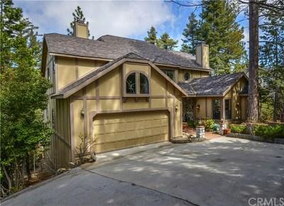 Lake Arrowhead Single Family Home For Sale: 232 N Fairway Drive