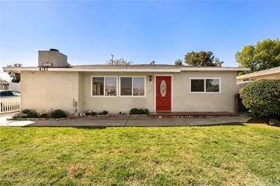Chino Hills Single Family Home For Sale: 4183 Lugo Avenue