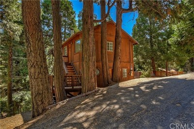 Lake Arrowhead Single Family Home For Sale: 704 Golden Drive