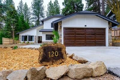 Crestline Single Family Home For Sale: 120 Pine Ridge Road