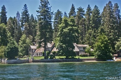 Lake Arrowhead Single Family Home For Sale: 28001 N Hamiltair Drive
