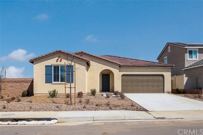 Beaumont Single Family Home For Sale: 36654 Sevilla Way