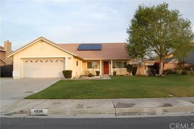 Rialto Single Family Home For Sale: 4030 Sugar Pine Avenue