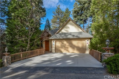 Lake Arrowhead Single Family Home For Sale: 28946 Potomac Drive