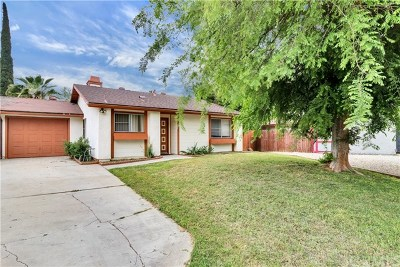 Redlands Single Family Home For Sale: 201 Tamarisk Street
