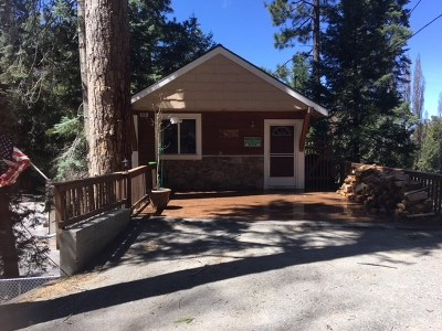 Lake Arrowhead Single Family Home For Sale: 838 Lake Drive