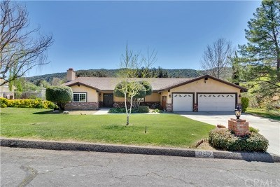 Yucaipa Single Family Home For Sale: 37275 Ironwood Drive