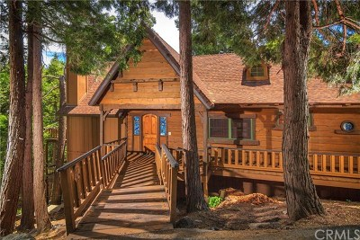 Single Family Home For Sale: 275 Blue Lake Road