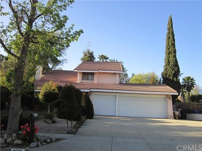 Upland Single Family Home For Sale: 1539 Sullivan Street