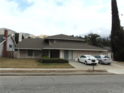 San Bernardino Single Family Home For Sale: 3848 Piedmont Drive