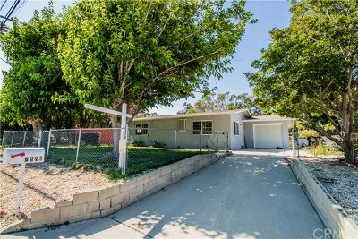 Banning Single Family Home For Sale: 2881 W Williams Street