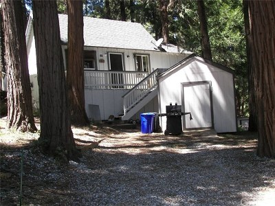 Arrowbear, Big Bear, Blue Jay, Cedar Glen, Cedarpines Park, Crestline, Lake Arrowhead, Running Springs Area, Rimforest, Twin Peaks, Wrightwood Rental For Rent: 584 Lanes End