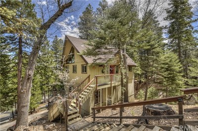 Lake Arrowhead CA Single Family Home For Sale: $349,000