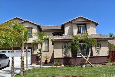 San Jacinto Single Family Home For Sale: 157 Garcia Drive