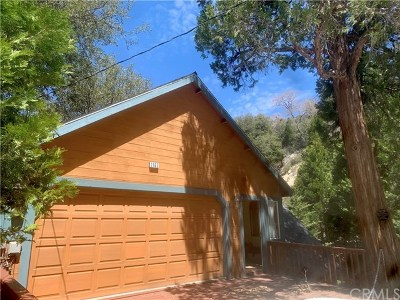 Lake Arrowhead CA Single Family Home For Sale: $379,000