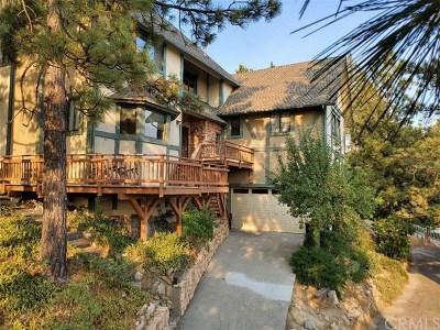 Lake Arrowhead CA Single Family Home For Sale: $619,000