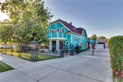 Riverside Single Family Home For Sale: 1755 Illinois Avenue