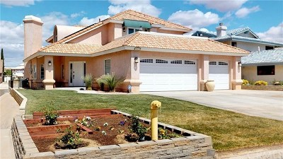 Victorville Single Family Home For Sale: 18240 Harbor Drive