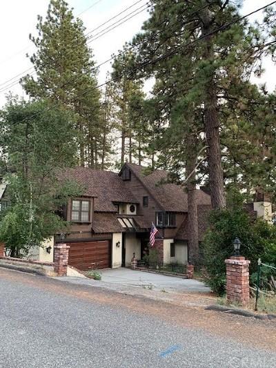 Lake Arrowhead Single Family Home For Sale: 27987 St Bernard Lane