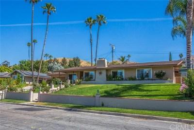 San Bernardino Single Family Home For Sale: 1748 Bonita Vista Drive