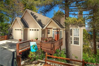 Lake Arrowhead Single Family Home For Sale: 265 Old Toll Road