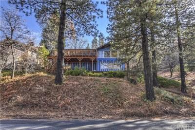 Crestline Single Family Home For Sale: 24509 San Moritz Drive