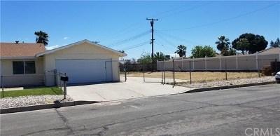 Highland Single Family Home For Sale: 7823 San Francisco Street