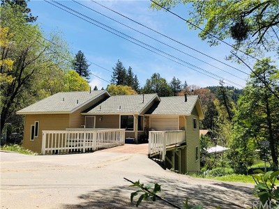 Crestline Single Family Home For Sale: 23855 Zuger Drive