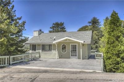 Crestline Single Family Home For Sale: 494 Delle Drive