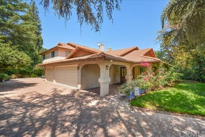Redlands Single Family Home For Sale: 1464 Rosehill Cres
