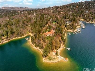 Lake Arrowhead Single Family Home For Sale: 1000 Robin Hood Lane