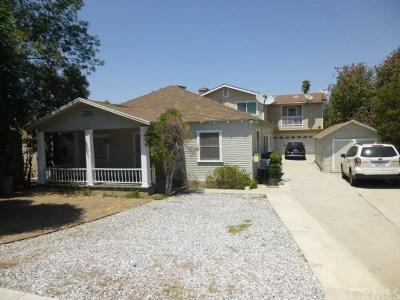 Loma Linda Multi Family Home For Sale: 24668 Stewart Street