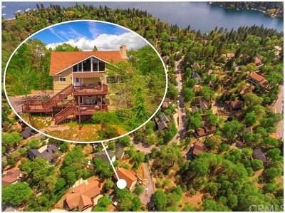 Lake Arrowhead Single Family Home For Sale: 28000 West Shore