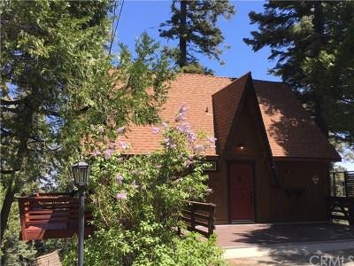 Lake Arrowhead Single Family Home For Sale: 293 Terrace Road
