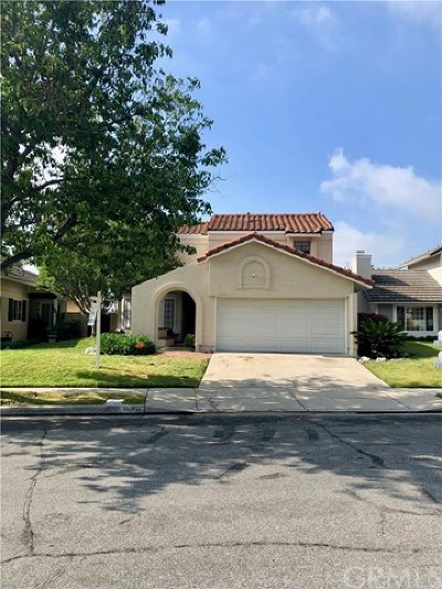 Rancho Cucamonga Single Family Home For Sale: 11433 Tioga Peak Court