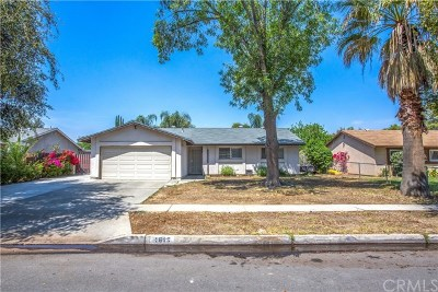 Redlands Single Family Home For Sale: 1619 Kirby Court