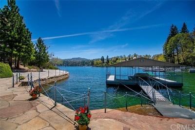 Lake Arrowhead Single Family Home For Sale: 28641 North Shore Road