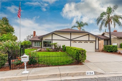 Highland Single Family Home For Sale: 3134 Cactus Circle