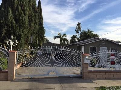 El Monte Multi Family Home For Sale: 11311 Medina Court