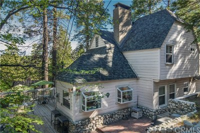 Lake Arrowhead Single Family Home For Sale: 27693 Lakes Edge Road