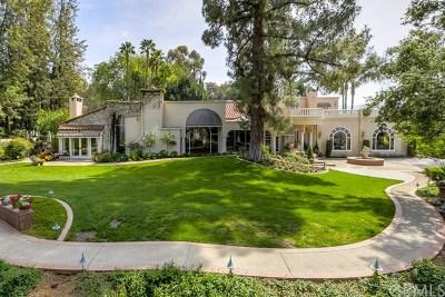 Redlands Single Family Home For Sale: 1226 Sunnyside Avenue
